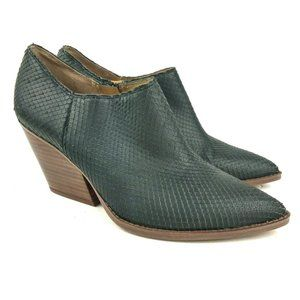 Franco Sarto Garcia Ankle Boots Leather Booties